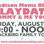 Playdate l mommy & me yoga