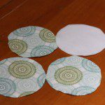 Nursing Pad Tutorial {how to make your own!}