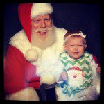1st Annual {Photo with Santa} Photo Contest