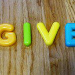 How to Give Back {During the Holidays}