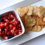 Healthy Valentine Snacks