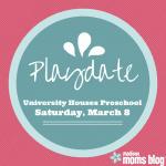 Playdate I University Houses Preschool