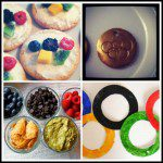 Olympic Crafts, Treats and Games for Kids