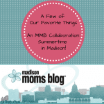 Summertime in Madison {An MMB mini-series!}