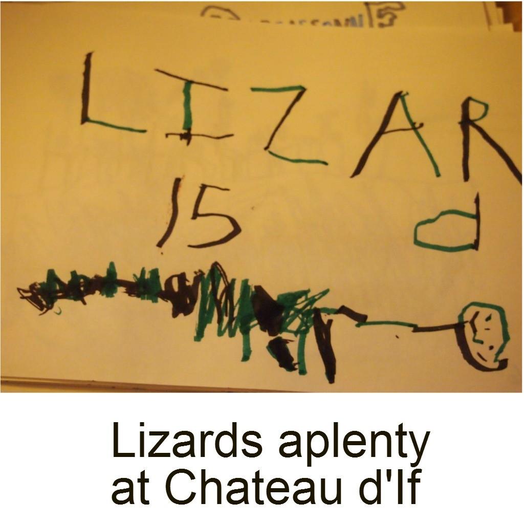 august 2014 lizard