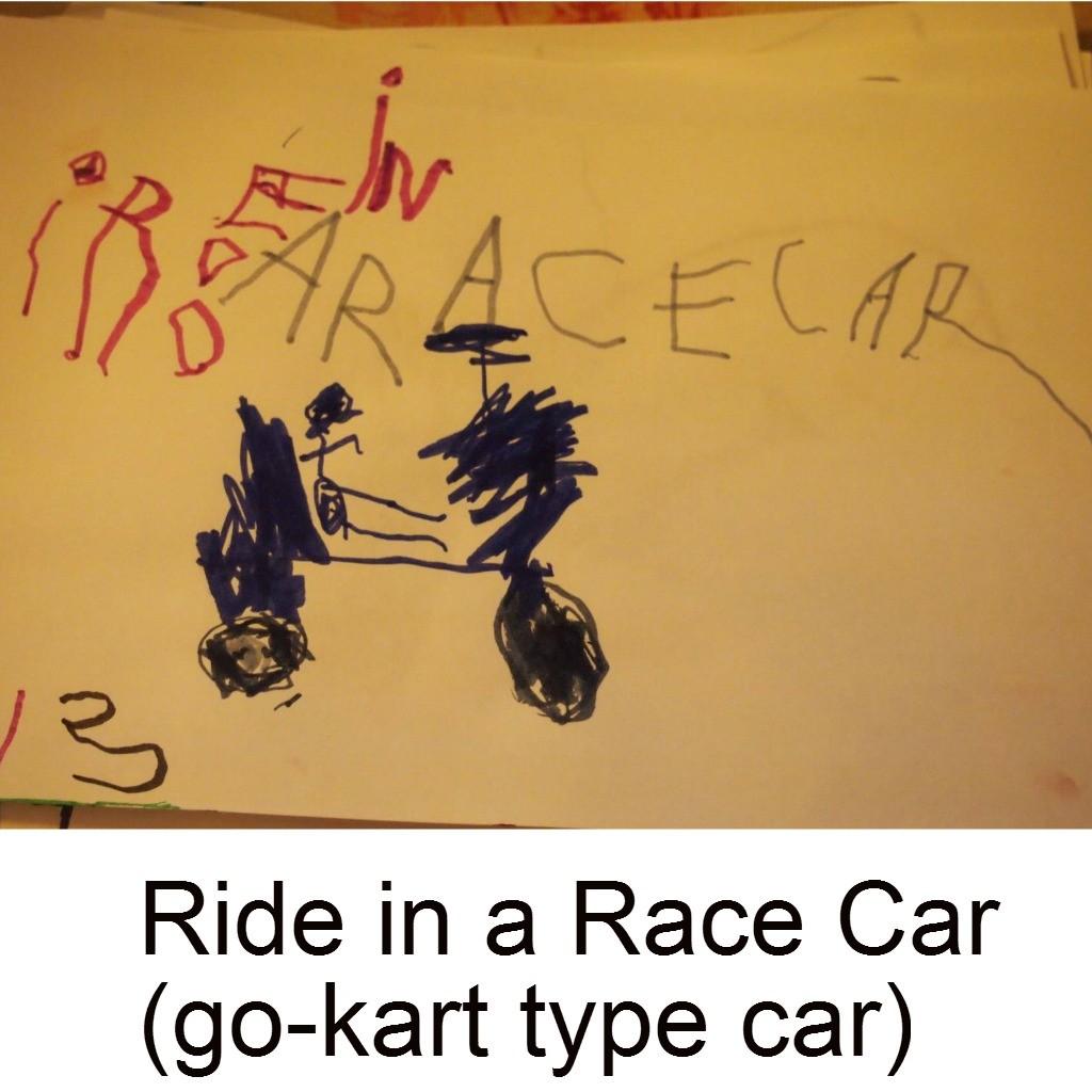august 2014 race car