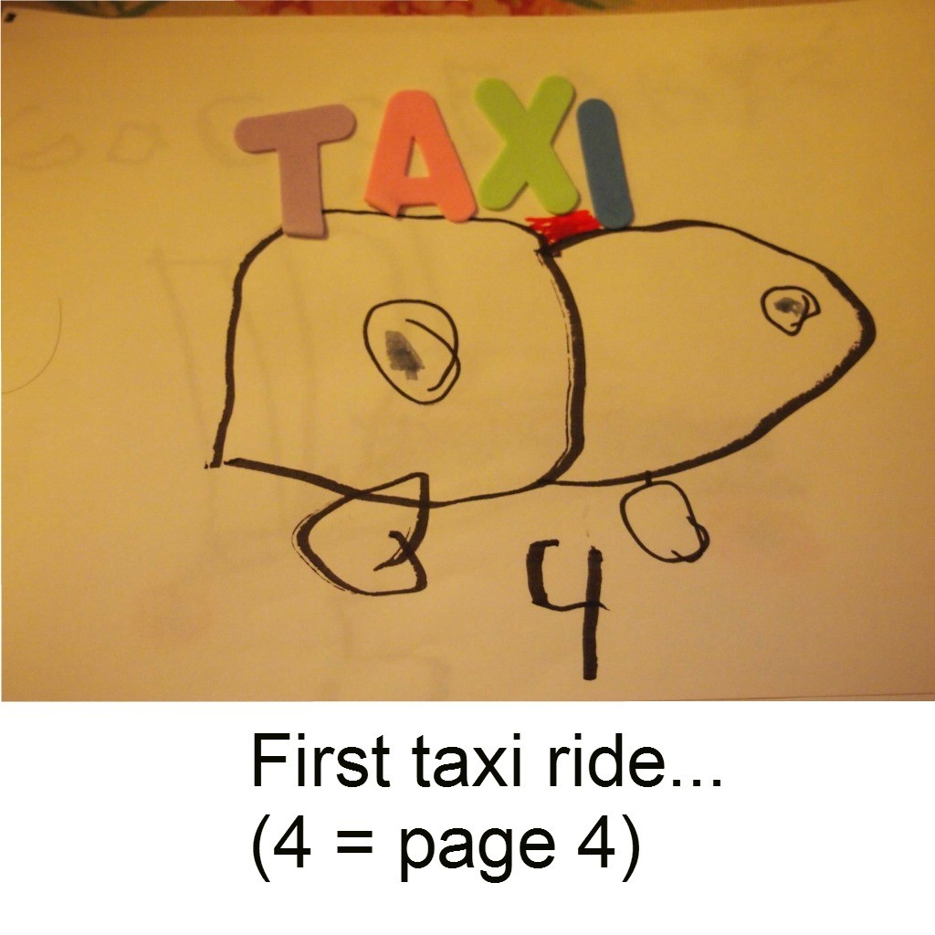 august 2014 taxi