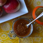 Peach Apple Butter