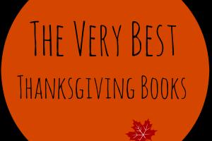 Thanksgiving Books Pic
