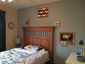 new bedroom wall