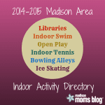 Indoor Activity Directory | Madison Area