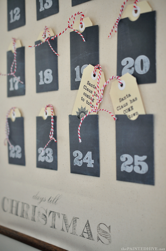 8 DIY Advent Calendar Ideas