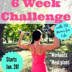 The Madison Moms Blog 6 Week Challenge {Join us!}