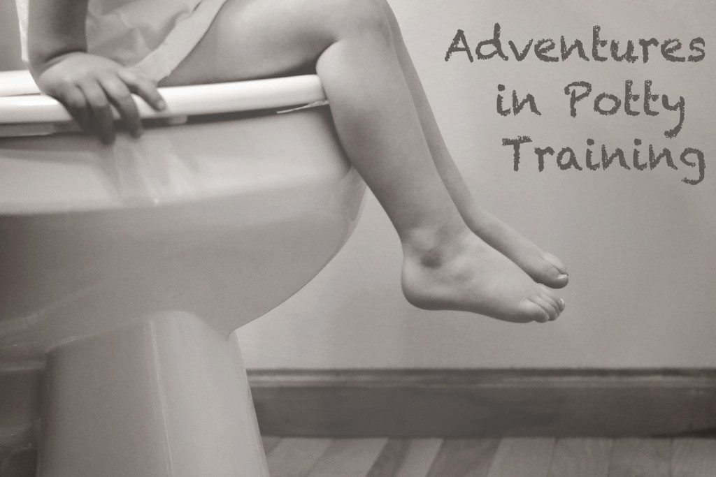 Potty Training with Text