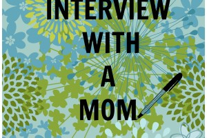 Interview with a mom logo