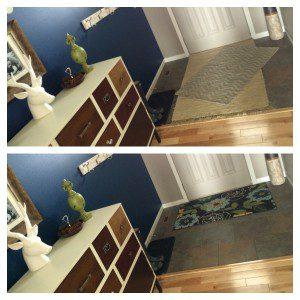 blog entryway rug college