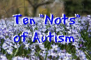 AutismNotLogo