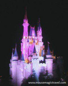 CinderellaCastleNight