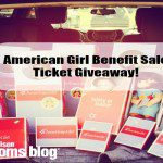 American Girl Benefit Sale | 2015 Giveaway