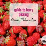 Madison Guide to Berry Picking
