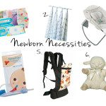 Newborn necessities (what we need to make it through the day!)