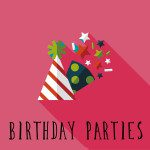 Birthday Parties Graphic