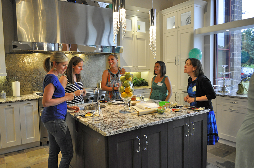 MNO Cooking Class | Dream House by Dream Kitchens