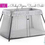 BabyBjörn Travel Crib Light Review + Giveaway