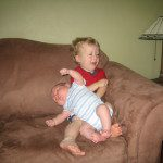 Motherhood: If I'm Being Honest