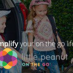 Little Peanut on the Go – an app to help manage your family schedule!