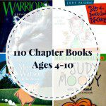 110 Chapter Books | For Ages 4-10