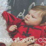 Santa and his international counterparts