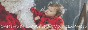 Santa's International Counterparts