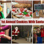 1st Annual Cookies with Santa | Recap