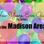 2015 New Years Eve (for kids) in Madison