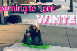 learning to love winter