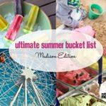 2016 Ultimate Summer Bucket List