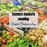Madison Area Farmers' Markets