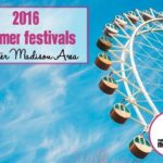 2016 Summer Festivals in the Greater Madison Area