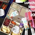 Lunch Box Ideas Round-Up 2016