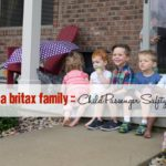 We Are a Britax Family | Child Passenger Safey Month