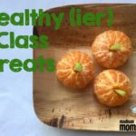 Healthy(ier) Class Treats!