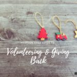 Madison Area Guide to Volunteering & Giving Back