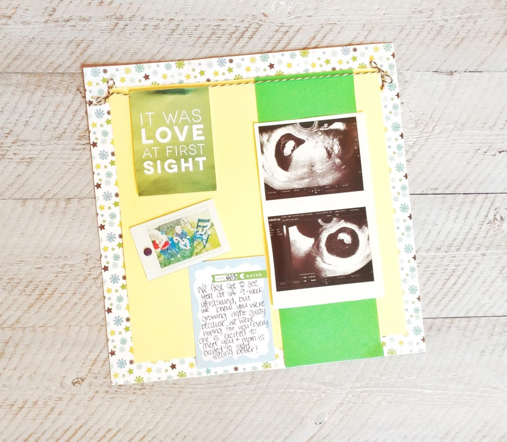 How to scrapbook faster - I Can Now Make Scrapbook Pages For My Toddler After A Hiking Adventure With Dad I Can Make Him A Special Page For Older Milestones Like The First Day Of
