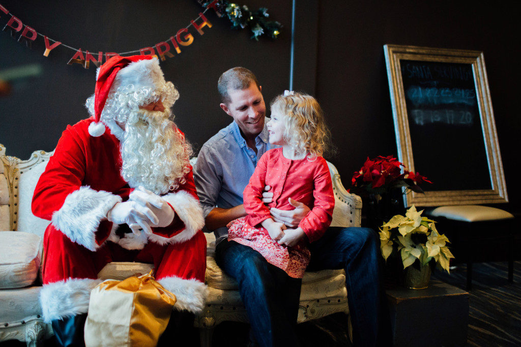 Madison Public Library As Santa Claus >> 2nd Annual Cookies With Santa Recap