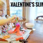 Make It Yourself: Valentine's Slime