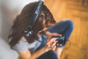 Headphones podacsts