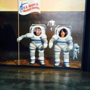 spring break NASA