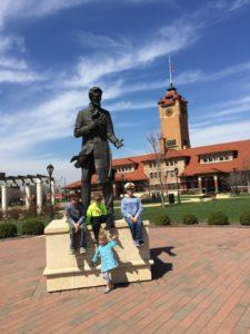 Spring break Lincoln