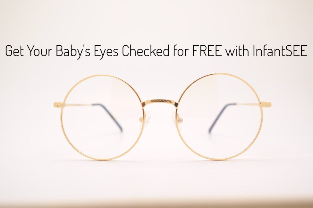 Get Your Baby's Eyes Checked for free with InfantSEE